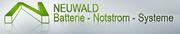 Otto Neuwald Batterie - Notstrom - Systeme