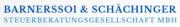 BARNERSSOI & SCHÄCHINGER Steuerberatungsgesellschaft mbH