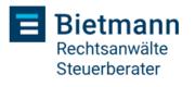 Bietmann Rechtsanwälte Steuerberater PartmbB