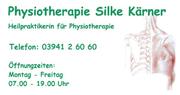 Physiotherapiepraxis Silke Kärner