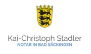 Notar Stadler | Kai-Christoph Stadler
