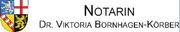 Notarin Dr. Viktoria Bornhagen-Körber