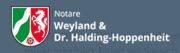 Ute Weyland Dr. Nikola Halding-Hoppenheit Notariat