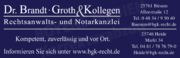 Dr. Groth & Kollegen Rechtanwalts- Und Notarkanzlei
