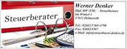 Dipl. BW (FH) Steuerberater Werner Denker